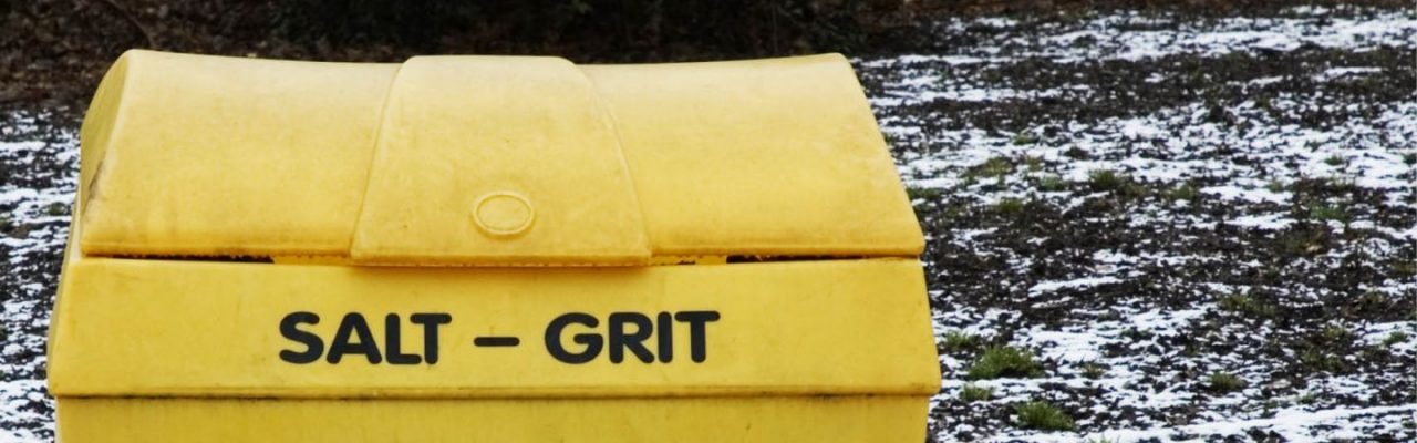 Winter Services - Grit Bin